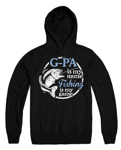 G-Pa Is My Name Fishing Is My game