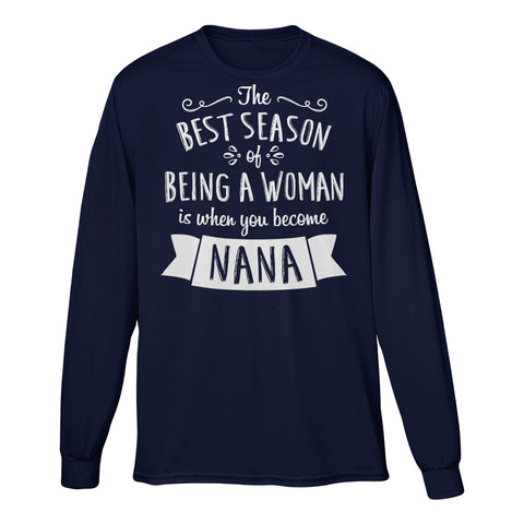 The Best Season Of Being A Woman Is When You Become Nana