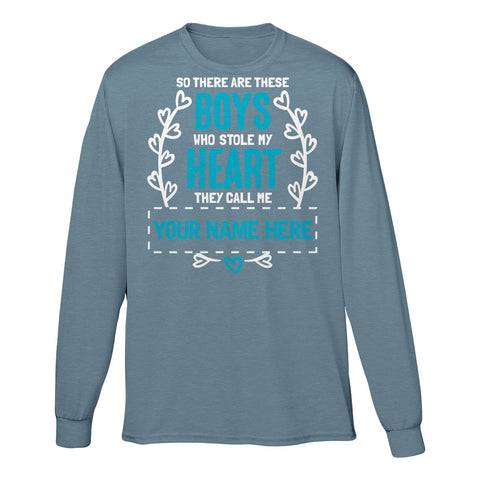 "Can't Find Your Name? Personalize Your ""Boys - They Call Me"" Shirt Here!"
