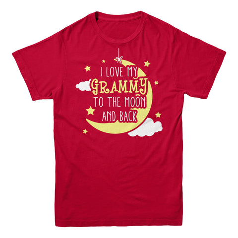 I Love My Grammy to The Moon And Back