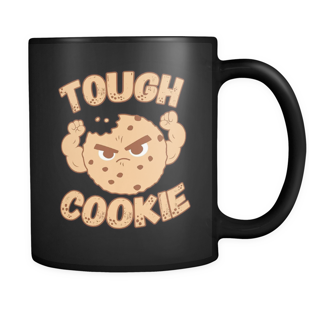 Teachers Coffee Mug 11oz Black - Tough Cookie - t34c-b13a-mg 459731406