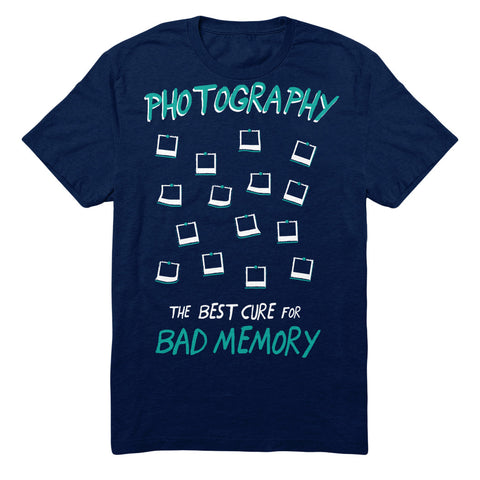 Photography The Best Cure For Bad Memory