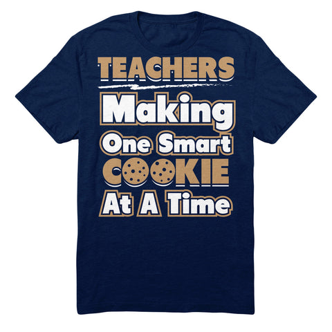 Teachers Making One Smart Cookie At A Time