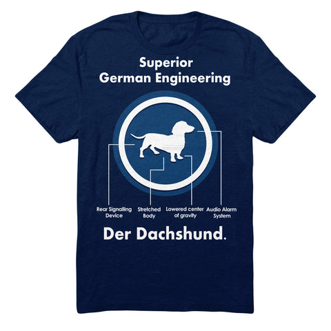 Superior German Engineering Der Dachshund