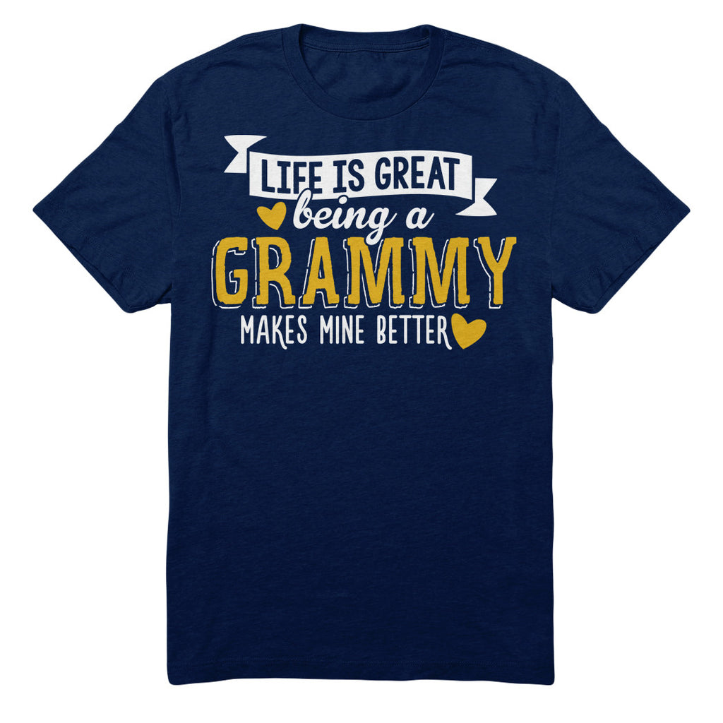 Life Is Great Being A Grammy Makes Mine Better