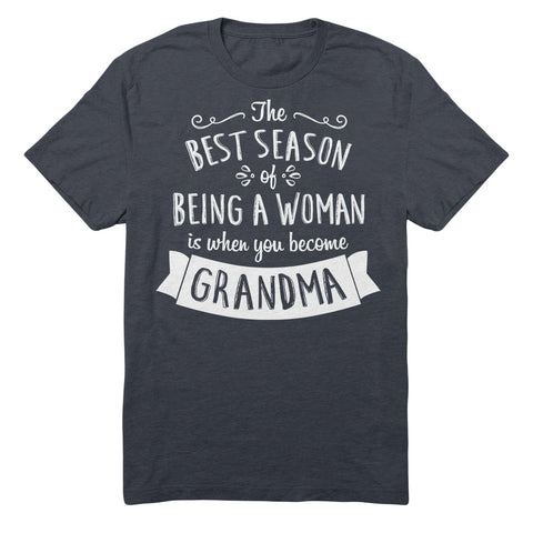The Best Season Of Being A Woman Is When You Become Grandma