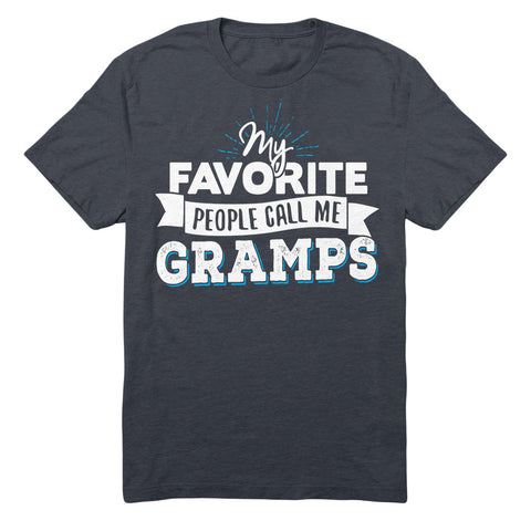 My Favorite People Call Me Gramps