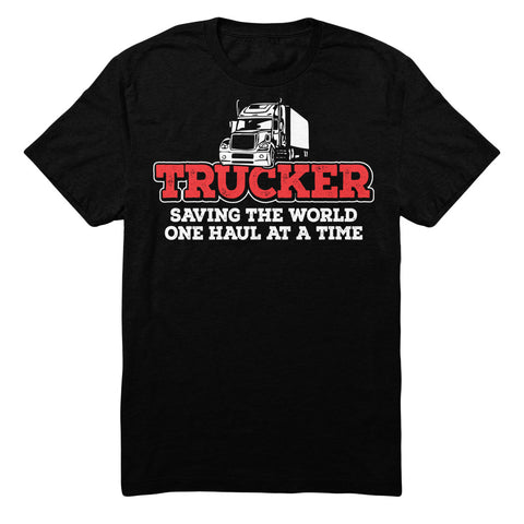 Trucker Saving The World One Haul At A Time