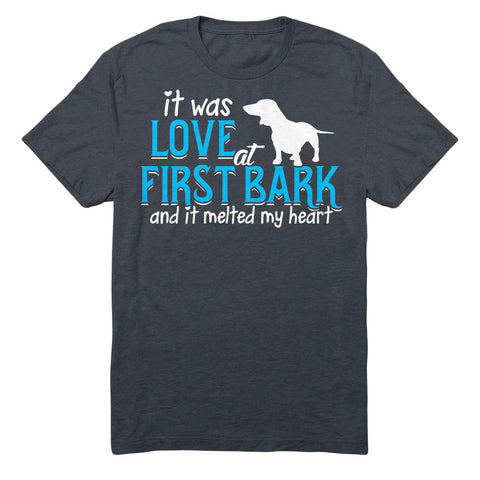 It Was Love At First Bark And It Melted My Heart - Dachshund