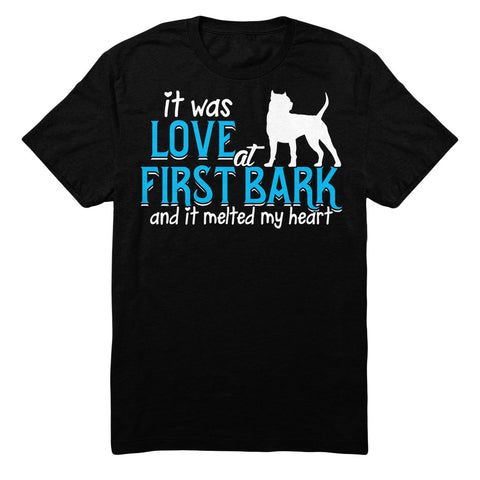 It Was Love At First Bark And It Melted My Heart