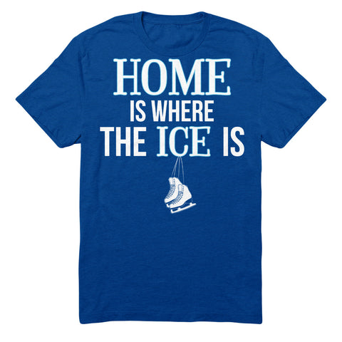 Home Is Where The Ice Is