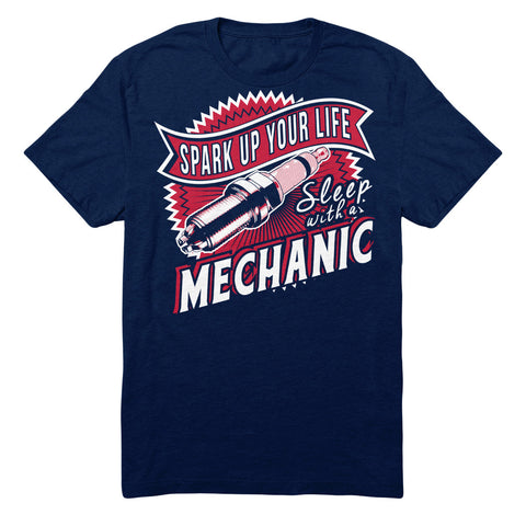 Spark Up Your Life Sleep With A Mechanic