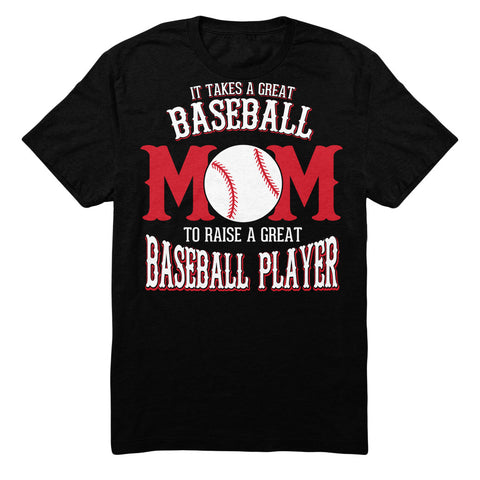 It Takes A Great Baseball Mom To Be A Great Baseball Player