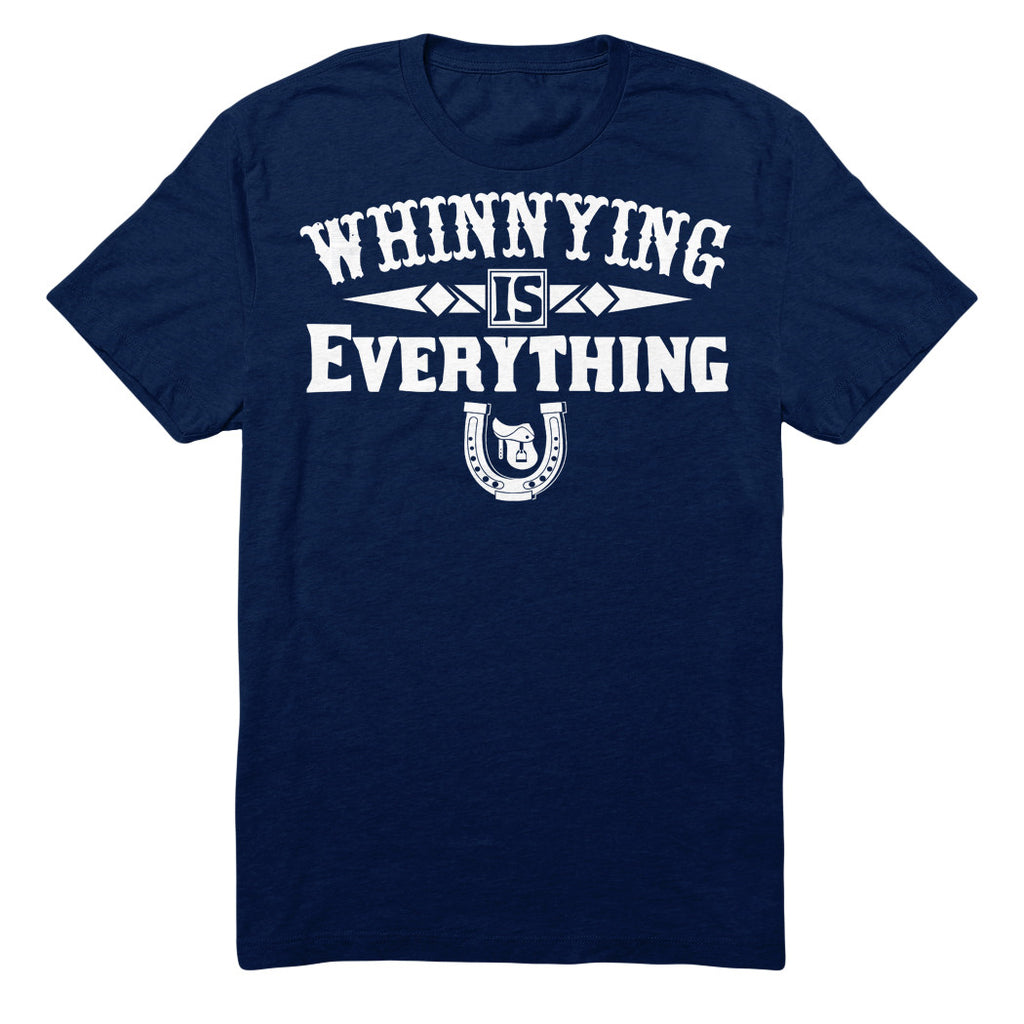 Whinnying Is Everything