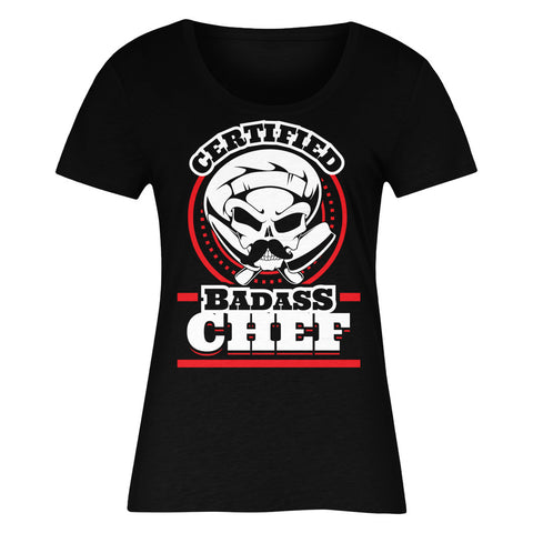 Certified Badass Chef