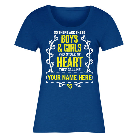 "Can't Find Your Name? Personalize Your ""Boys And Girls - They Call Me"" Shirt Here!"