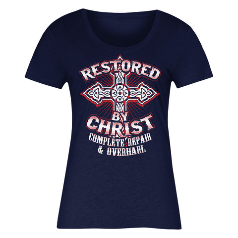Restored By Christ Complete Repair And Overhaul