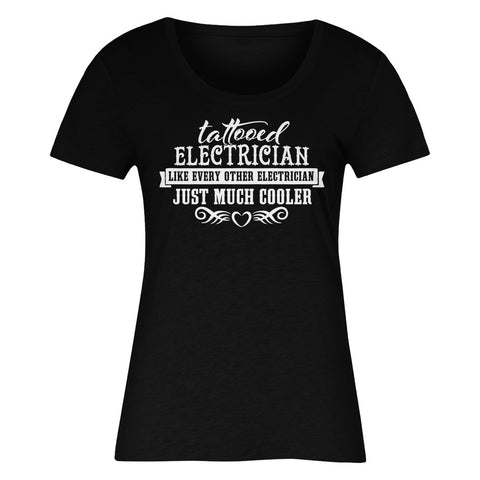 Tattooed Electrician Like Every Other Electrician Just Much Cooler