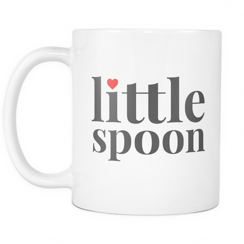 Matching Couples Mug 11oz White - Little Spoon - 473774078