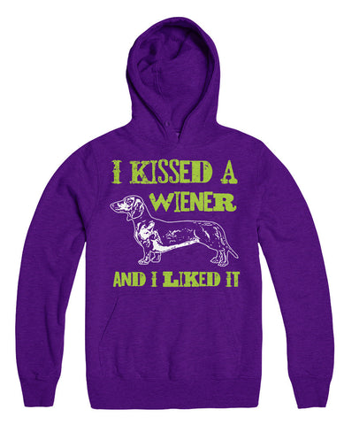 I Kissed A Wiener And I Liked It