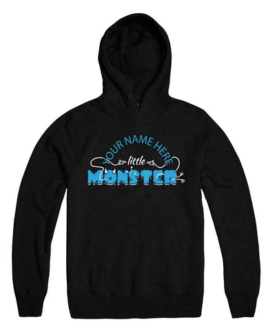 "Can't Find Your Name? Personalize Your ""Little Monster"" Shirt Here!"