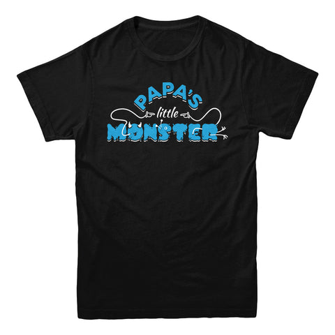 Papa's Little Monster