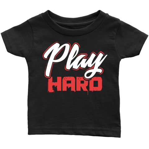 Father & Son Matching Shirt - Play Hard - 539879454