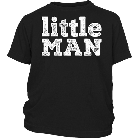 Father & Son Matching Shirt - Little Man - 539879776