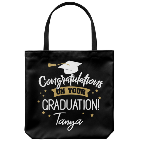 Personalized Graduation Gift Tanya Girl Women Name - Congratulations On Your Graduation Tanya