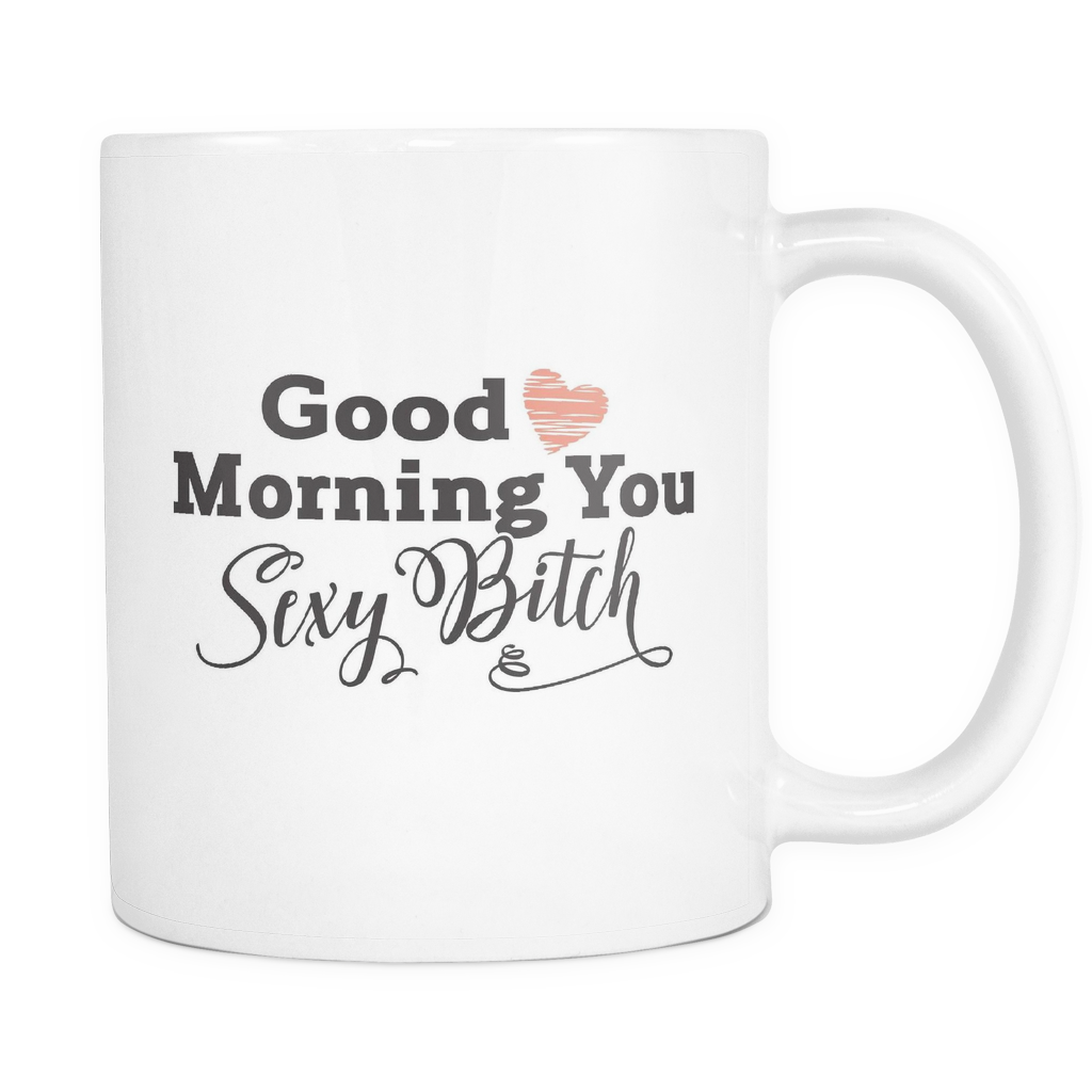 Couples Coffee Mug 11oz White - Sexy Bitch - 482310140