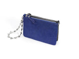 mata hari x Joomi Lim collaboration CASEY black/blue 3-way clutch