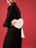 mata hari x Love+Made: Valentine heart clutch