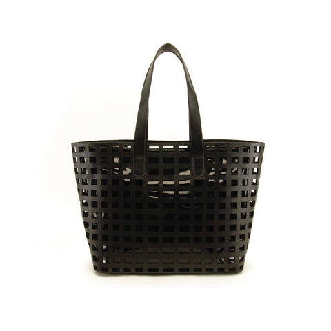 Cecily Tote Bag black/black