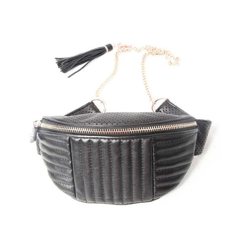 mata hari x Love+Made Collaboration: Waist Bag black
