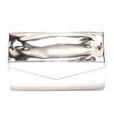 Judy for mata hari: Judy Clutch white