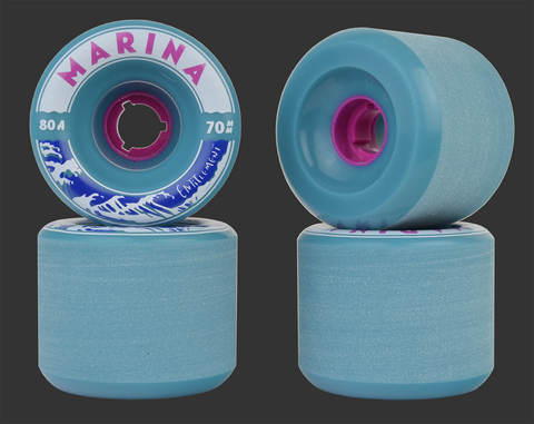 70mm Entitlement Urethane Marina Wheels