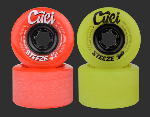 70mm Cuei Steeze Wheels