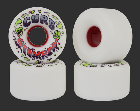 61mm Venom Curb Stomper Wheels