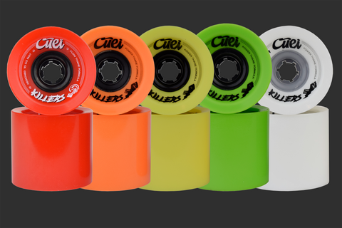 74mm Cuei Killers Wheels