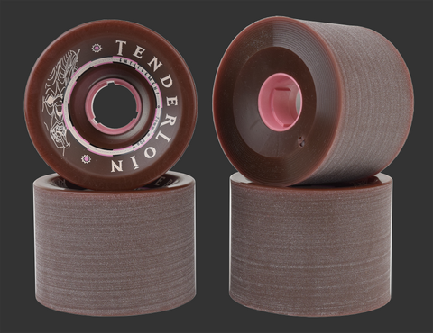 70mm Entitlement Urethane Tenderloin Wheels