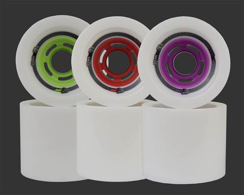 72mm Venom Cannibal Wheels