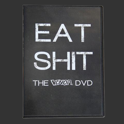 EAT SHIT Venom DVD