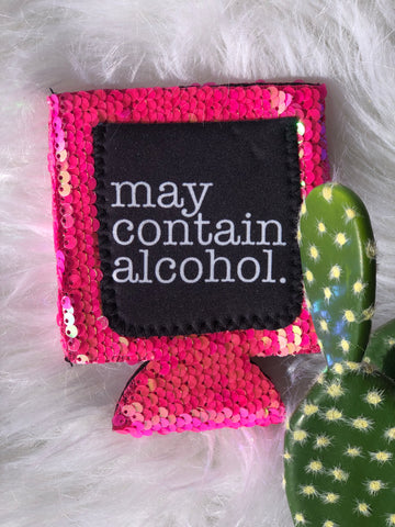 Alcohol Coozie