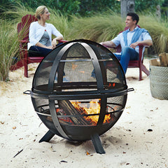 FireBall Fire Pit for Outdoor warmth