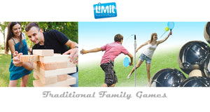 traditional family games outdoors summer fun the limit easy days