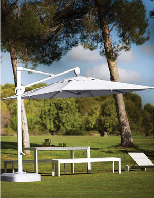 easy days Square Sun Umbrella 3m