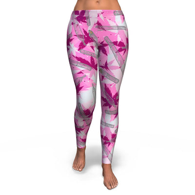 Leggings - Pink Camo Leggings