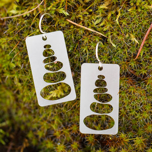 Cairn Silhouette Earrings
