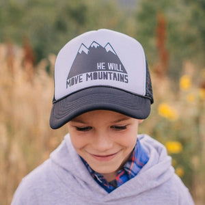 Youth He Will Trucker Hat