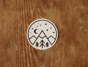 Small Love of Adventure Stickers